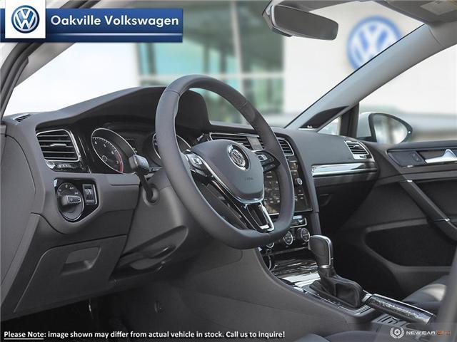 2019 Volkswagen Golf 1.4 TSI Execline (Stk: 21253) in Oakville - Image 12 of 23