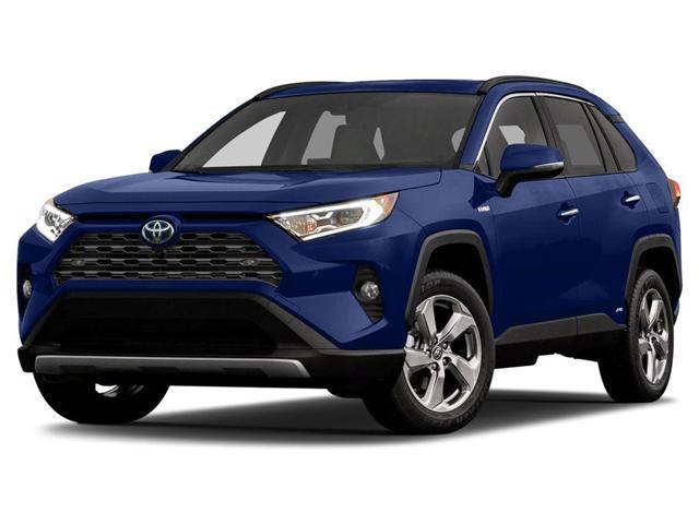 2019 Toyota RAV4 Hybrid Limited (Stk: 2900864) in Calgary - Image 1 of 3