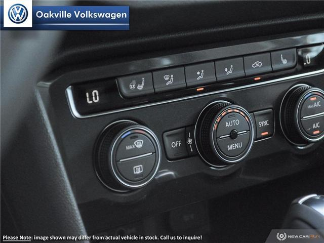 2019 Volkswagen Tiguan Highline (Stk: 21262) in Oakville - Image 23 of 23