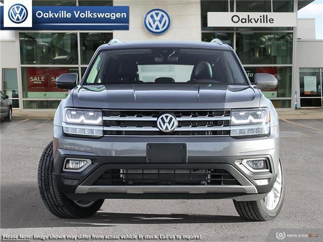 2019 Volkswagen Atlas 3.6 FSI Execline (Stk: 21268) in Oakville - Image 2 of 10