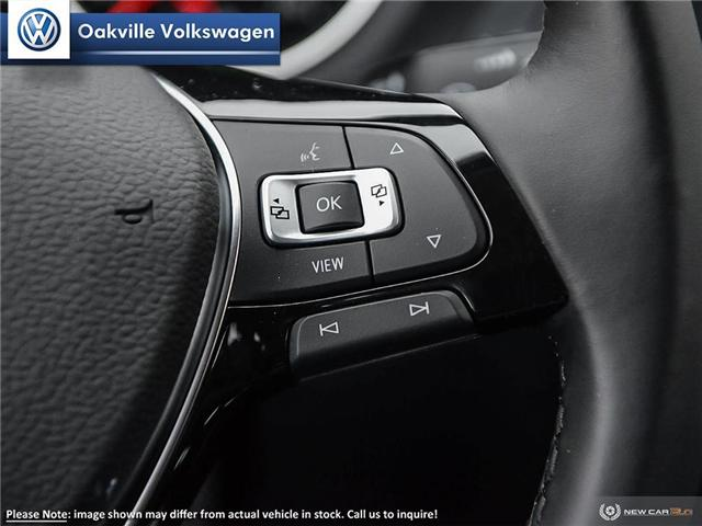 2019 Volkswagen Tiguan Comfortline (Stk: 21272) in Oakville - Image 15 of 23
