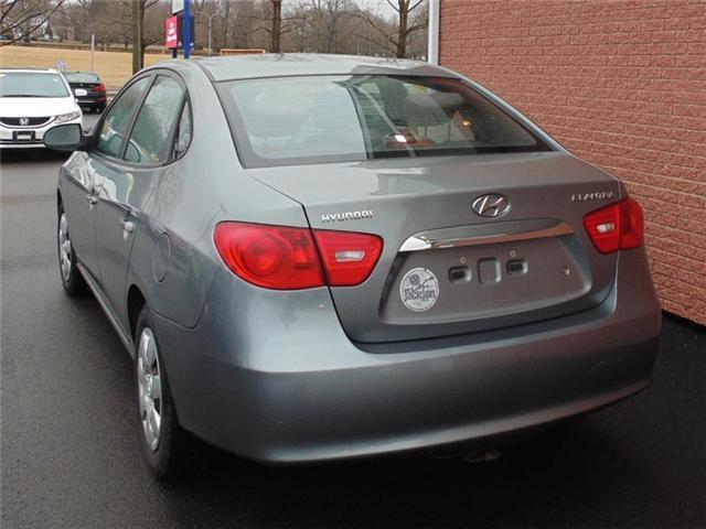 2010 Hyundai Elantra GL (Stk: N269B) in Charlottetown - Image 2 of 6
