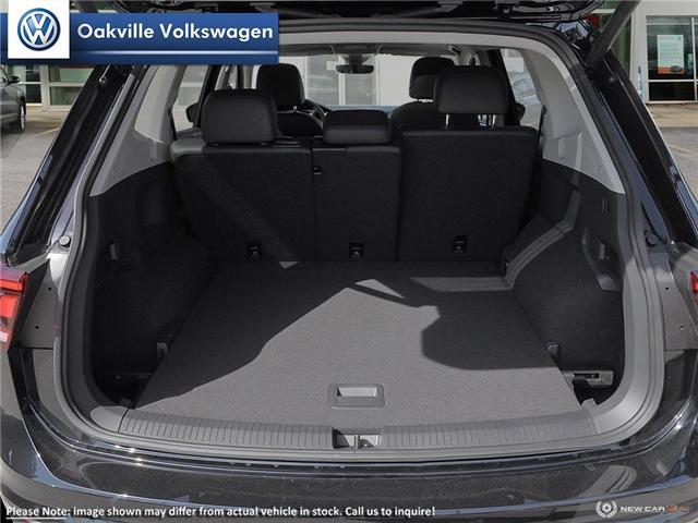 2019 Volkswagen Tiguan Highline (Stk: 21286) in Oakville - Image 7 of 23