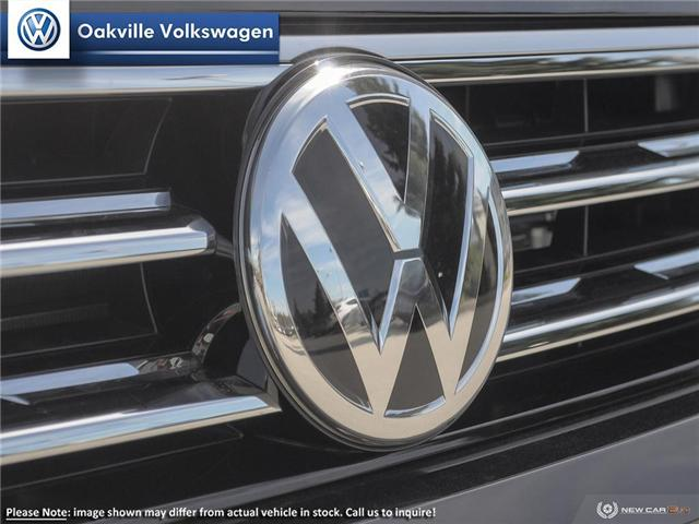 2019 Volkswagen Tiguan Highline (Stk: 21286) in Oakville - Image 9 of 23