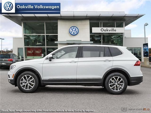 2019 Volkswagen Tiguan Comfortline (Stk: 21087) in Oakville - Image 3 of 23