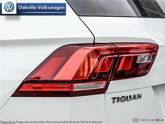2019 Volkswagen Tiguan Comfortline (Stk: 21087) in Oakville - Image 11 of 23