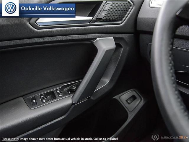2019 Volkswagen Tiguan Comfortline (Stk: 21087) in Oakville - Image 16 of 23