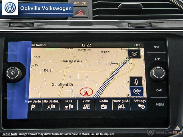 2019 Volkswagen Tiguan Comfortline (Stk: 21087) in Oakville - Image 18 of 23