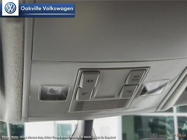 2019 Volkswagen Tiguan Comfortline (Stk: 21087) in Oakville - Image 19 of 23