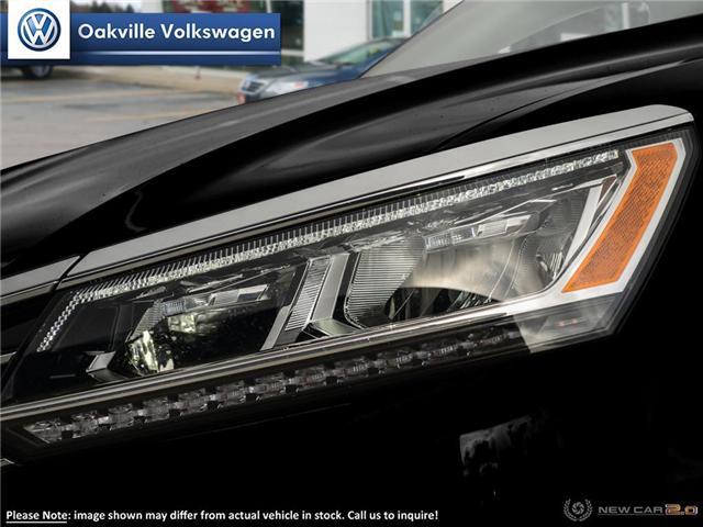 2018 Volkswagen Passat 2.0 TSI Comfortline (Stk: 20242) in Oakville - Image 10 of 23