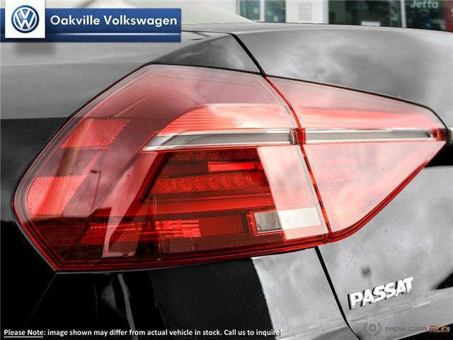 2018 Volkswagen Passat 2.0 TSI Comfortline (Stk: 20242) in Oakville - Image 11 of 23