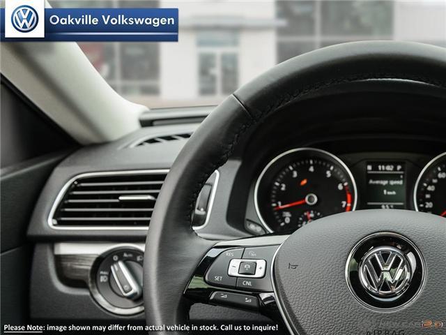 2018 Volkswagen Passat 2.0 TSI Comfortline (Stk: 20242) in Oakville - Image 13 of 23
