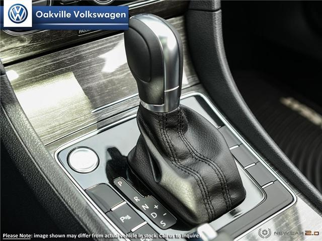 2018 Volkswagen Passat 2.0 TSI Comfortline (Stk: 20242) in Oakville - Image 17 of 23