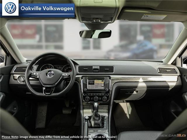2018 Volkswagen Passat 2.0 TSI Comfortline (Stk: 20242) in Oakville - Image 22 of 23