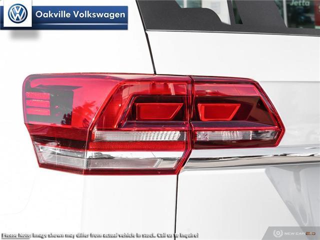 2018 Volkswagen Atlas 3.6 FSI Highline (Stk: 20400D) in Oakville - Image 11 of 23
