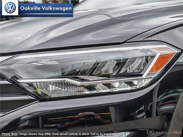 2019 Volkswagen Jetta 1.4 TSI Highline (Stk: 20617) in Oakville - Image 10 of 23