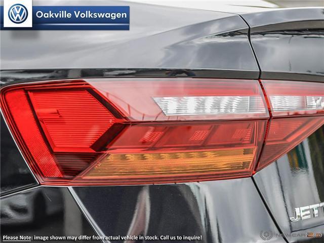 2019 Volkswagen Jetta 1.4 TSI Highline (Stk: 20617) in Oakville - Image 11 of 23