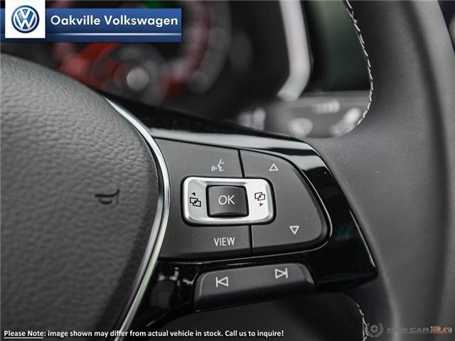 2019 Volkswagen Jetta 1.4 TSI Highline (Stk: 20617) in Oakville - Image 15 of 23