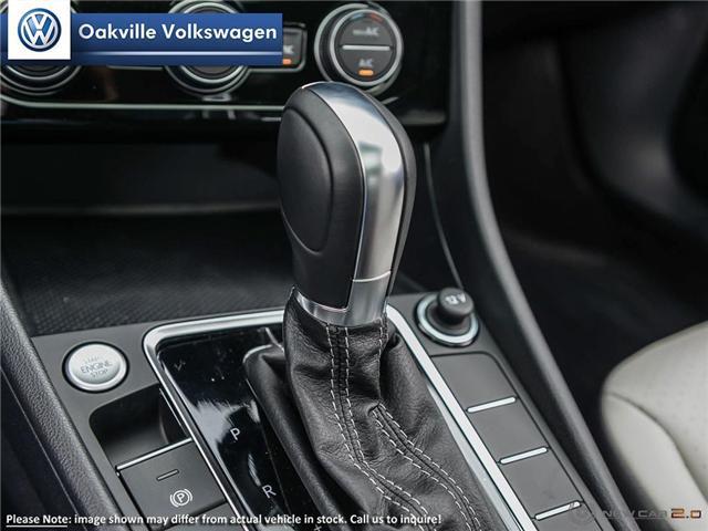 2019 Volkswagen Jetta 1.4 TSI Highline (Stk: 20617) in Oakville - Image 17 of 23