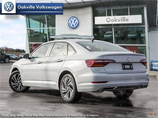 2019 Volkswagen Jetta 1.4 TSI Execline (Stk: 20628) in Oakville - Image 4 of 23