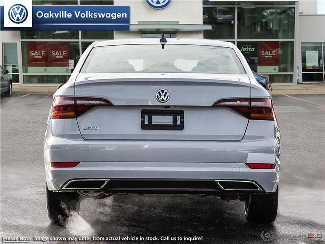 2019 Volkswagen Jetta 1.4 TSI Execline (Stk: 20628) in Oakville - Image 5 of 23
