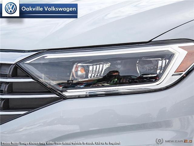 2019 Volkswagen Jetta 1.4 TSI Execline (Stk: 20628) in Oakville - Image 10 of 23