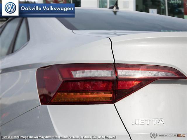 2019 Volkswagen Jetta 1.4 TSI Execline (Stk: 20628) in Oakville - Image 11 of 23