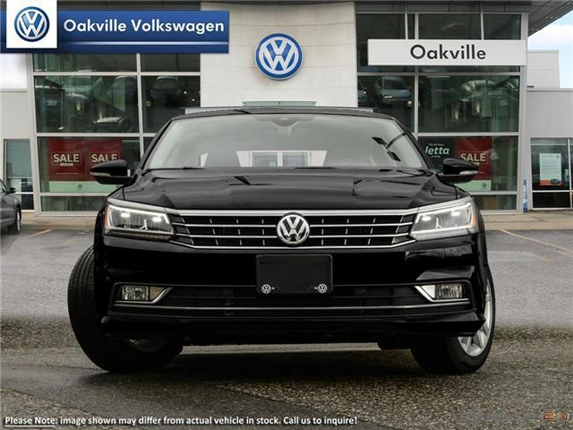 2018 Volkswagen Passat 2.0 TSI Comfortline (Stk: 20680D) in Oakville - Image 2 of 23