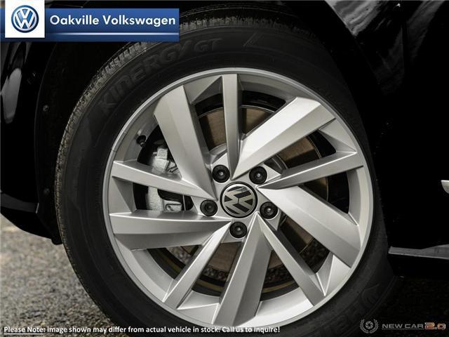 2018 Volkswagen Passat 2.0 TSI Comfortline (Stk: 20680D) in Oakville - Image 8 of 23