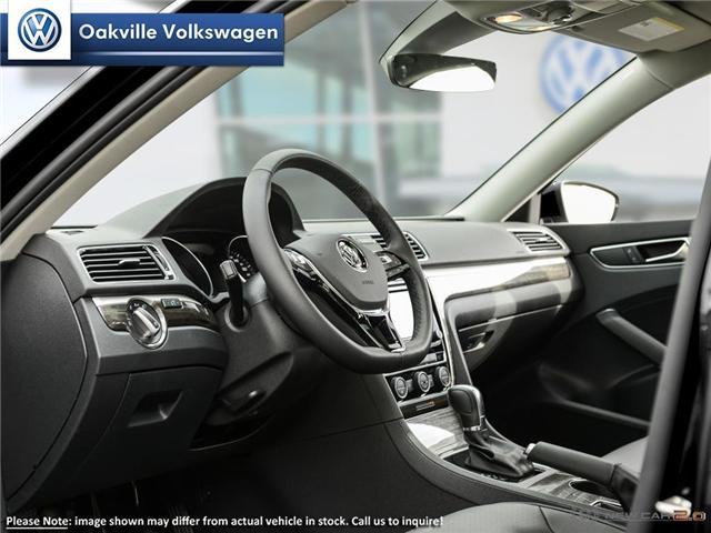 2018 Volkswagen Passat 2.0 TSI Comfortline (Stk: 20680D) in Oakville - Image 12 of 23