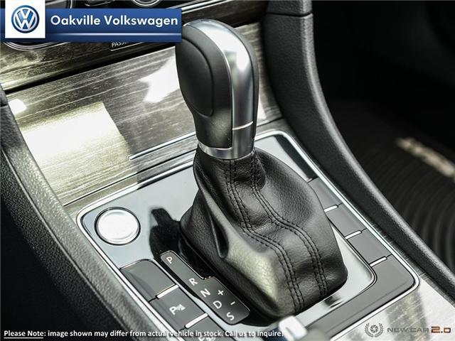 2018 Volkswagen Passat 2.0 TSI Comfortline (Stk: 20680D) in Oakville - Image 17 of 23