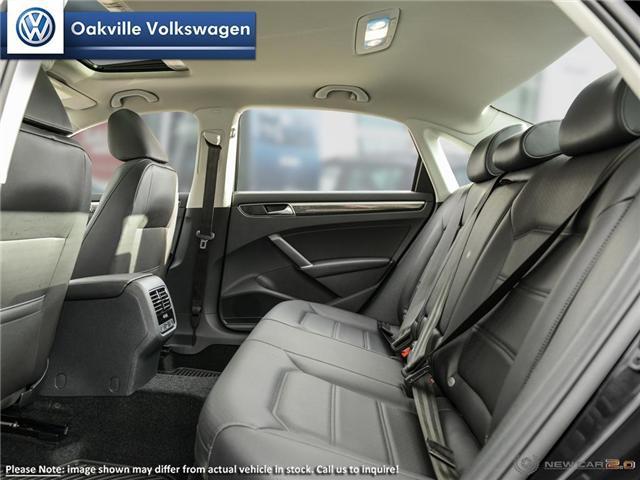 2018 Volkswagen Passat 2.0 TSI Comfortline (Stk: 20680D) in Oakville - Image 21 of 23