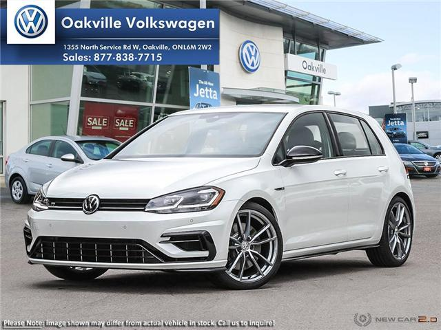 2018 Volkswagen Golf R 2.0 TSI (Stk: 20717) in Oakville - Image 1 of 23
