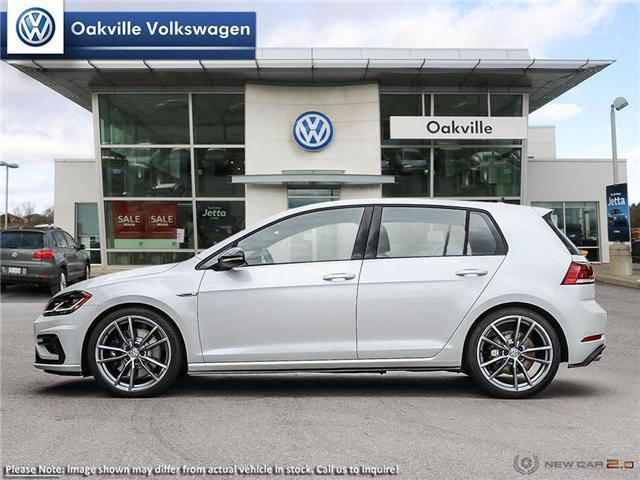 2018 Volkswagen Golf R 2.0 TSI (Stk: 20717) in Oakville - Image 3 of 23