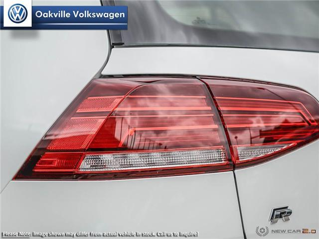 2018 Volkswagen Golf R 2.0 TSI (Stk: 20717) in Oakville - Image 11 of 23