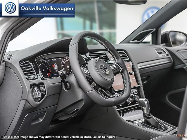 2018 Volkswagen Golf R 2.0 TSI (Stk: 20717) in Oakville - Image 12 of 23