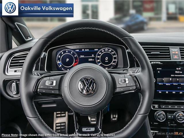 2018 Volkswagen Golf R 2.0 TSI (Stk: 20717) in Oakville - Image 13 of 23