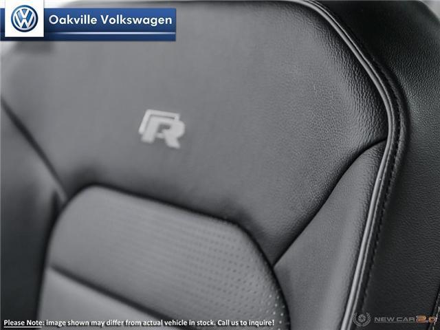 2018 Volkswagen Golf R 2.0 TSI (Stk: 20717) in Oakville - Image 20 of 23