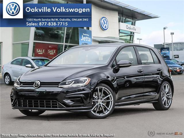 2018 Volkswagen Golf R 2.0 TSI (Stk: 20726) in Oakville - Image 1 of 23