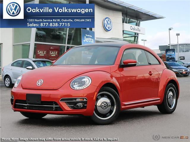 2018 Volkswagen Beetle 2.0 TSI Coast (Stk: 20871) in Oakville - Image 1 of 23