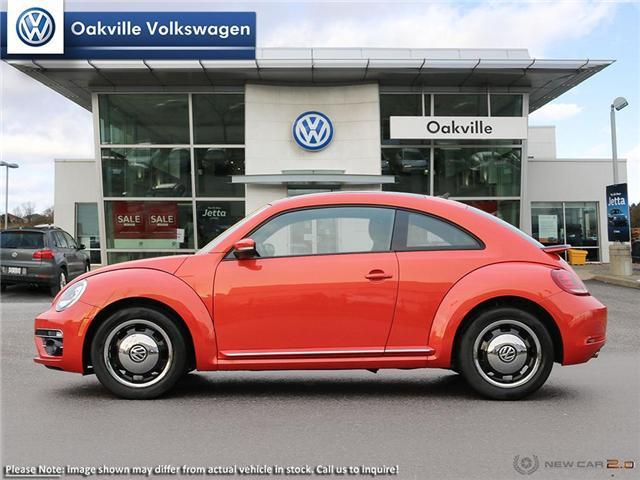 2018 Volkswagen Beetle 2.0 TSI Coast (Stk: 20871) in Oakville - Image 3 of 23