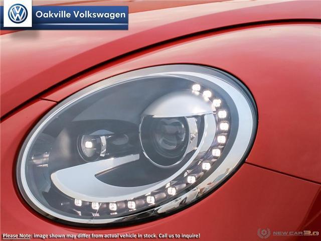 2018 Volkswagen Beetle 2.0 TSI Coast (Stk: 20871) in Oakville - Image 10 of 23