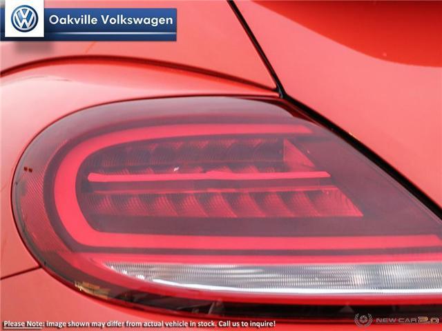 2018 Volkswagen Beetle 2.0 TSI Coast (Stk: 20871) in Oakville - Image 11 of 23