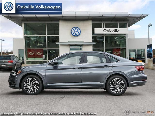 2019 Volkswagen Jetta 1.4 TSI Execline (Stk: 20925) in Oakville - Image 3 of 23