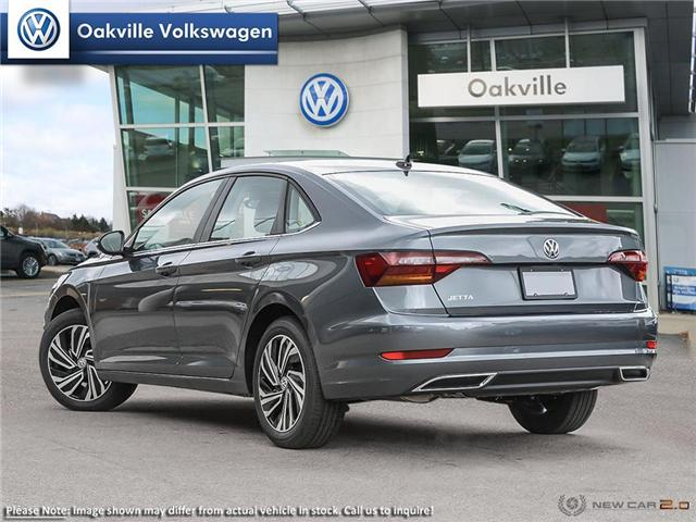 2019 Volkswagen Jetta 1.4 TSI Execline (Stk: 20925) in Oakville - Image 4 of 23