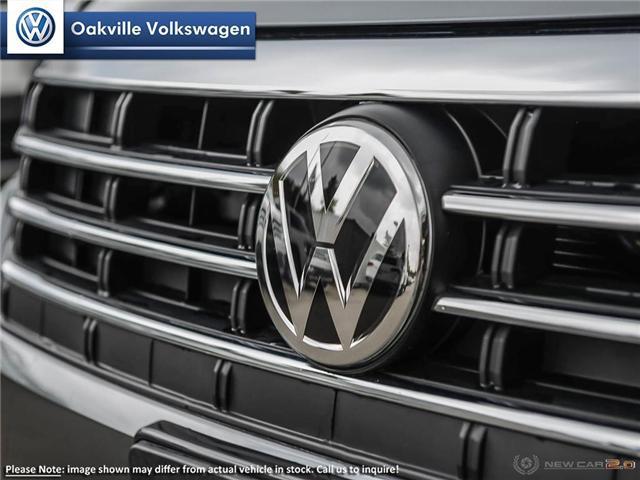 2019 Volkswagen Jetta 1.4 TSI Execline (Stk: 20925) in Oakville - Image 9 of 23