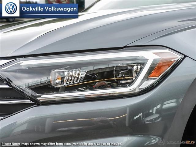 2019 Volkswagen Jetta 1.4 TSI Execline (Stk: 20925) in Oakville - Image 10 of 23