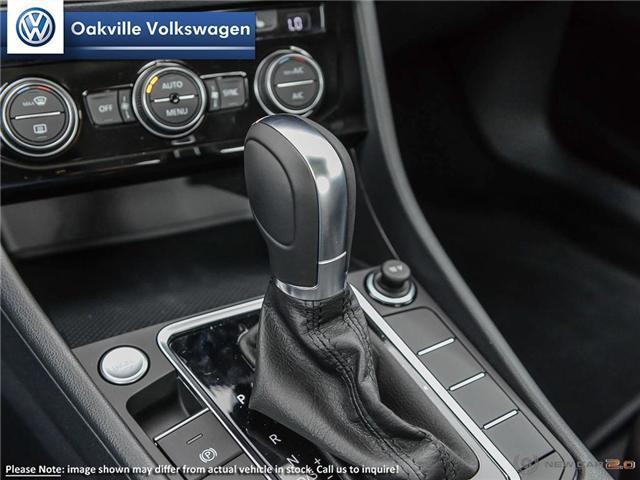 2019 Volkswagen Jetta 1.4 TSI Execline (Stk: 20925) in Oakville - Image 17 of 23