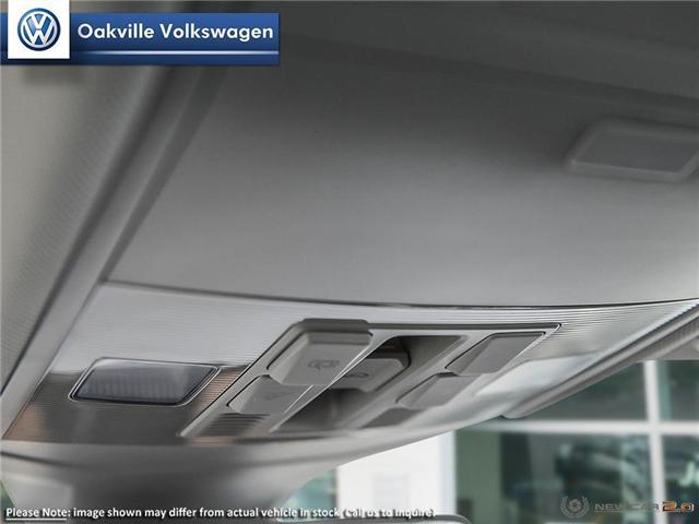 2019 Volkswagen Jetta 1.4 TSI Execline (Stk: 20925) in Oakville - Image 19 of 23