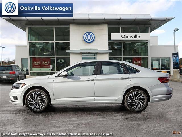2019 Volkswagen Jetta 1.4 TSI Execline (Stk: 20977) in Oakville - Image 3 of 23